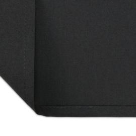 Servietter, Sort, 51x51cm, Treb SP