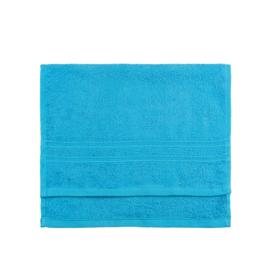 Gastendoekjes, Turquoise, 30x50cm, 100% Katoen, Treb ADH