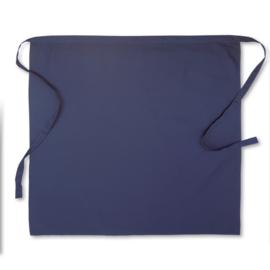 Schürzen, dunkelblau, 100x100cm, Treb ADS