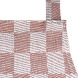 Tablier, Beige, 70x95cm, Coton, Treb WS