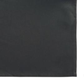 Tafelkleed, Black, 178x178cm, Treb SP