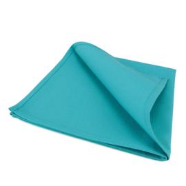 Servietter, Turquoise, 51x51cm, Treb SP