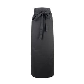 Schürzen, schwarz, 100x100cm, Treb ADS