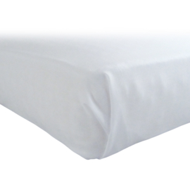 Bedlaken, Wit, 240x320cm, Cotton Rich 70-30, Treb PH