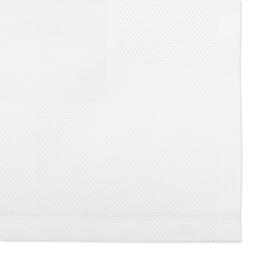 Serwetki tekstylne, białe, 53x53cm, bawełniane, RER