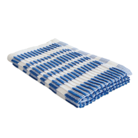 Ręcznik do czyszczenia, 33x35 cm, Niebiesko-białe paski, Treb Towels