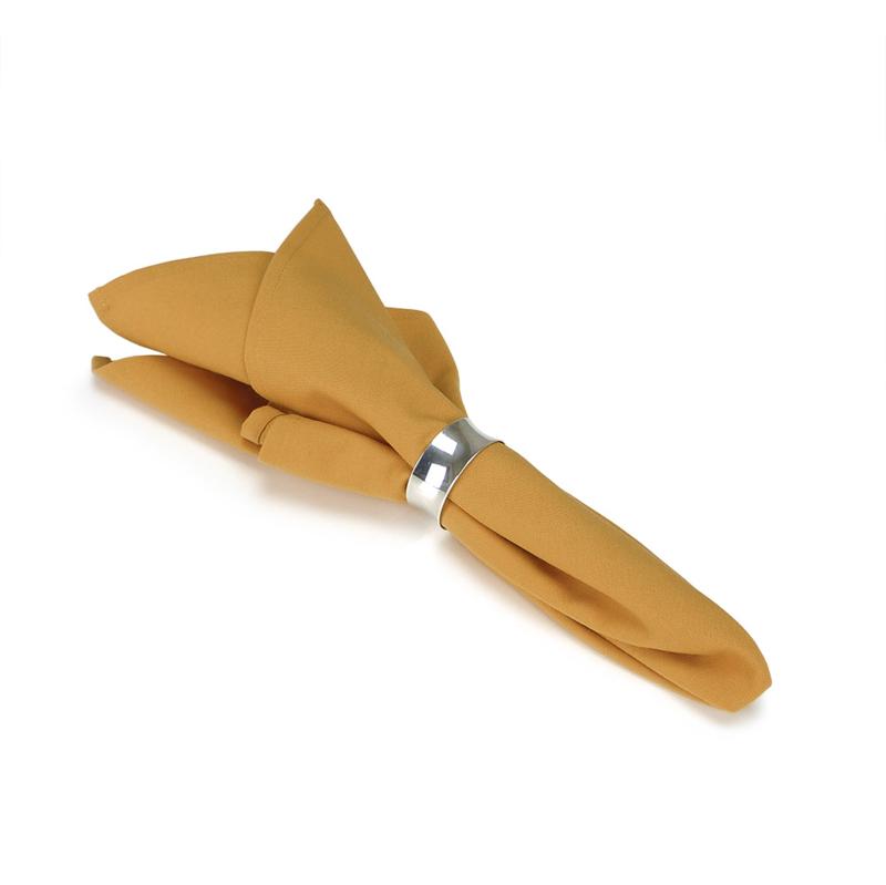 Servietter, Gold, 51x51cm, Treb SP