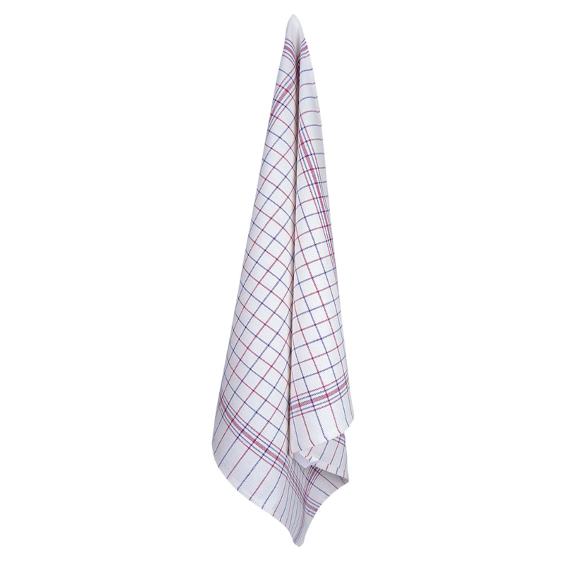 Theedoek, Nationale Ruit, 70x70cm, Treb Towels
