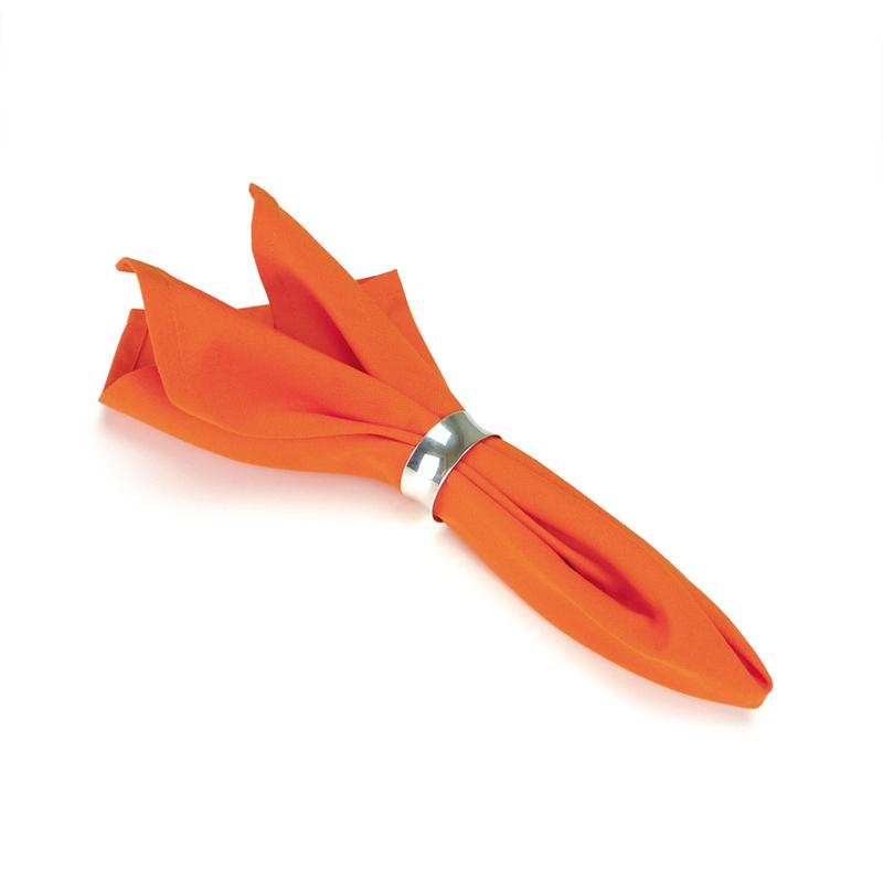 Servietter, Oransje, 51x51cm, Treb SP