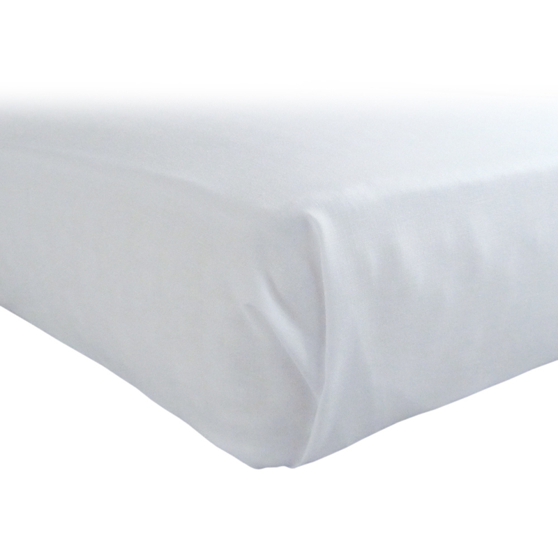 Bettlaken, Weiß, 240x320cm, Cotton Rich 70-30, Treb PH