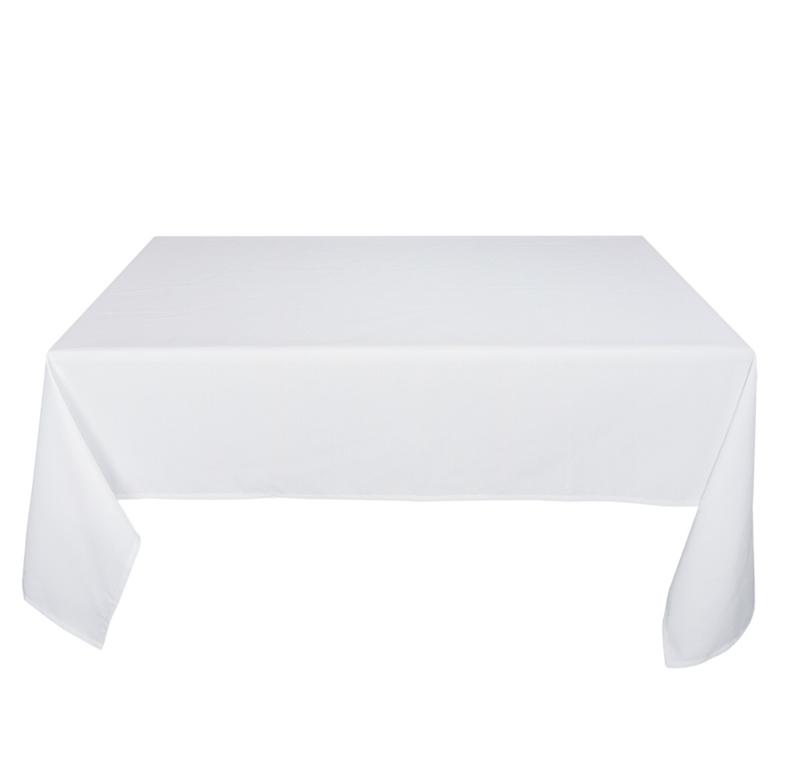 Toalha de Mesa, Branco, 132x230cm, Treb SP