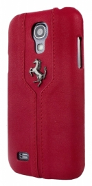 Galaxy S4 Mini HARDCASE Montecarlo - red
