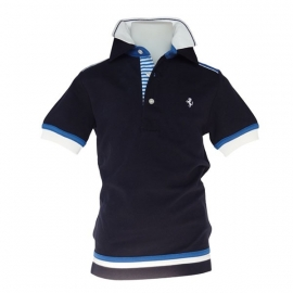 FE3252 Ferrari Kids Polo - mt 122/128