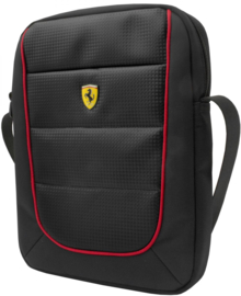 Ferrari Tablet Bag - zwart