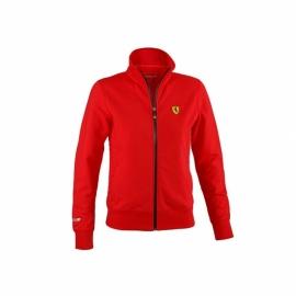 DG4 * Ferrari Dames Sweatvest Rood - Maat XL