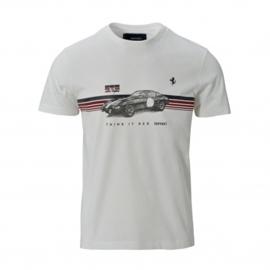 HK7 - Ferrari T-shirt Daytona