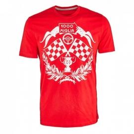 T-shirt Ardita - red - Maat L & XL