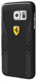 GALAXY S7 - Hardcase - Daytona Black