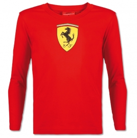 KP2 * T-shirt Scuderia L/S - mt 92