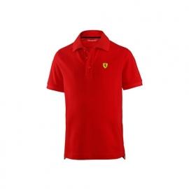 KG5 * Ferrari Kids Classic polo - mt 140/146