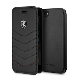 iPhone X(S) - BOOKTYPE  - Heritage - Black