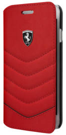 iPhone X(S) - BOOKTYPE  - Heritage - Red