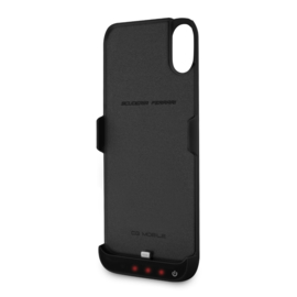 iPhone X - POWERCASE - Off Track -Black