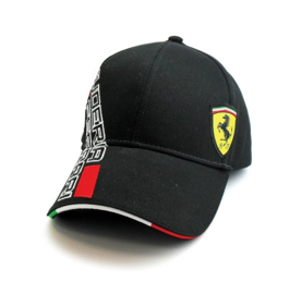 Ferrari Scuderia cap - Special edition - zwart