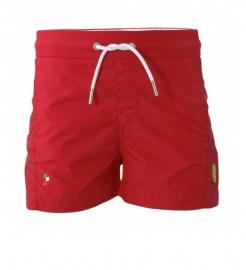 KK4 * Ferrari Kids Zwembroek - rood