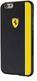 iPhone 6(S) PLUS - HARDCASE - Scuderia zwart/geel