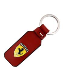 Ferrari Shield Sleutelhanger - rood