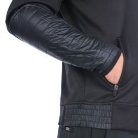 HK7- Ferrari Padded Sport Jacket - black