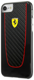 iPhone - HARDCASE - Pit Stop real Carbon
