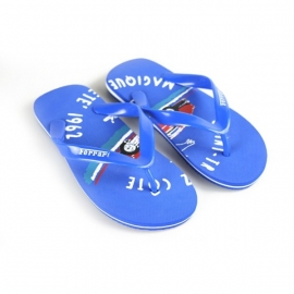 Slippers blauw FE2425