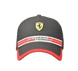 Ferrari Icon Cap - grijs