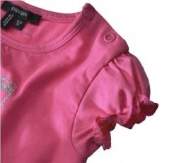 KK6 * Ferrari Glitter T-shirt - pink