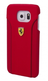 Galaxy S6 - HARDCASE - Fiorano red