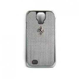 Galaxy S4 HARDCASE Carbon Zilver