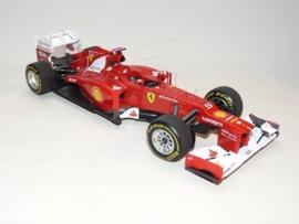 Ferrari F1 2012, Fernando Alonso GP van Malaysia