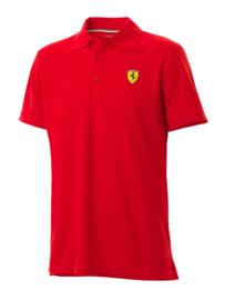 HG6 - Ferrari Classic Polo - rood