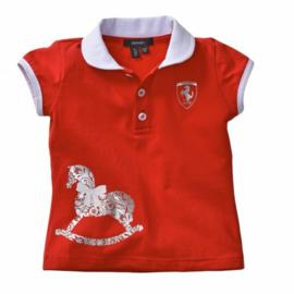KK7 * Ferrari Baby Horse polo