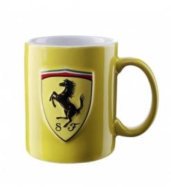 Ferrari Mok 3D - geel