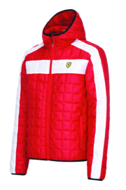 HS6 - Ferrari Padded Jacket - red