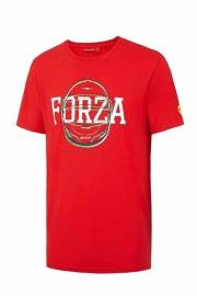 HG6 - Ferrari T-shirt Forza - rood