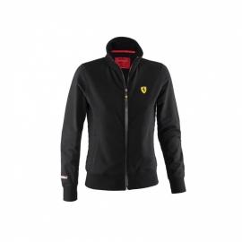 DG4 * Ferrari Dames Sweatvest - zwart