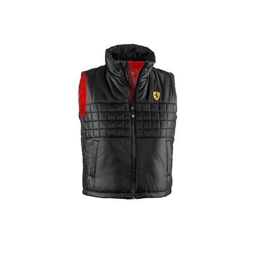 KG4 * Ferrari Kids Bodywarmer - zwart