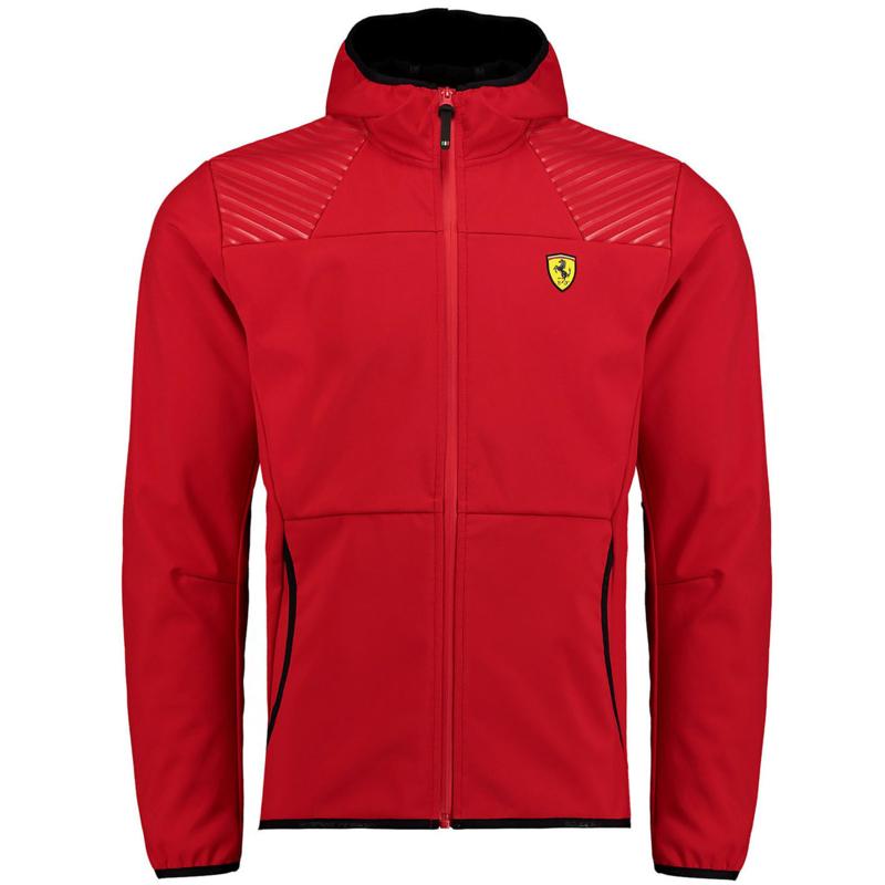HK8 - Ferrari Softshell Jacket - rood