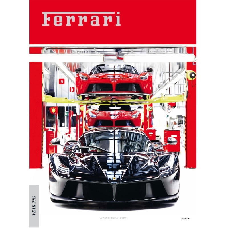 Ferrari Jaarboek 2013 #23