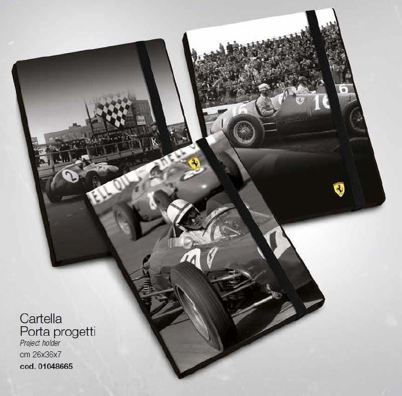 Ferrari Classiche F1 - project mappen