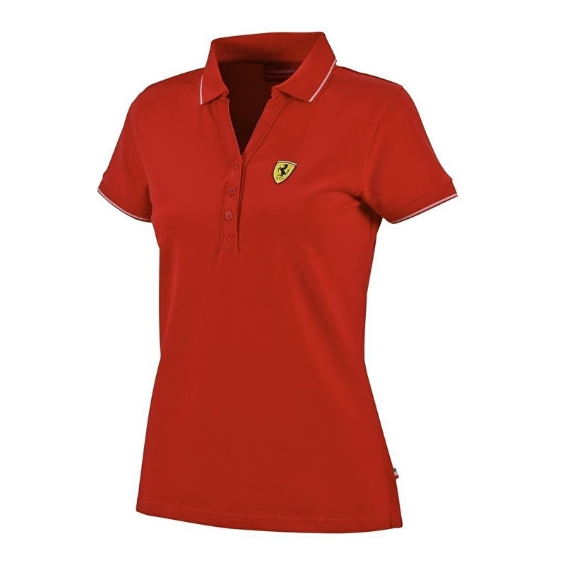 DG6 * Ferrari Dames Classic Polo